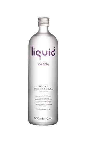 Vodka Liquid First 950Ml Liquid First Sabor