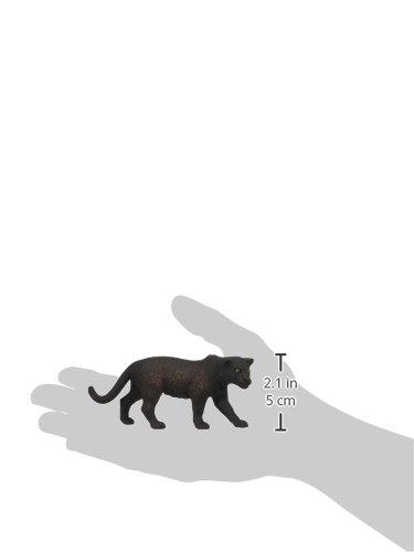 Schleich North America Black Panther Toy Figure