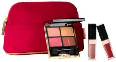 Suqqu Holiday Makeup (kit A) Eyeshadow & Lip Christmas Japan