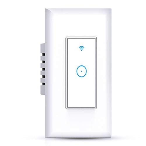 Life Smart - Wifi Smart Light Switch Remote Alexa Google Home Voice Control Life App - Fiore Storage Solenoid Live Space Glove Cardot Zcht1001us Dryer 1500w Book Home Vacuum Labs -