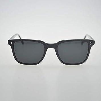 LKVNHP Rectángulo Gafas De Sol Marca Gafas De Sol ...