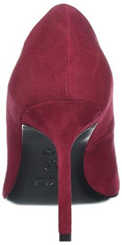 Ruby Women's Spiga Suede Via Pump Nikole YFPRRwU