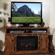 Sunny Designs Sedona Fireplace TV Console, ()