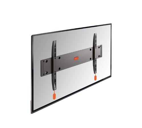 Vogel's BASE 05 M TV-Wandhalterung für 81-140 cm (32-55 Zoll) Fernseher, starr, max. 30 kg, Vesa max. 400 x 400 schwarz