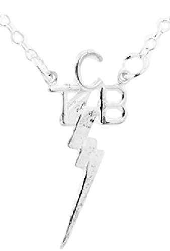 Amazon elvis presley jewelry tcb solid silver sterling 925 elvis presley jewelry tcb solid silver sterling 925 pendant chain necklace art mozeypictures Gallery