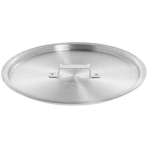 Aluminum Stock Pot Nsf Lid (HUBERT Aluminum Cover for 60 qt Stock Pot or 24 qt Brazier - 18 1/10