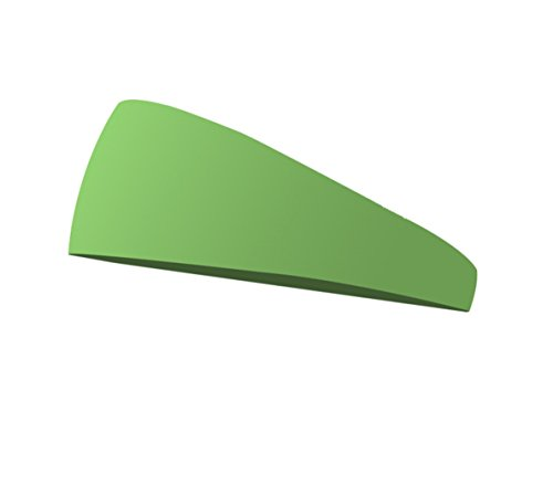 Bondi Band Solid Mint Moisture Wicking Headband, (Getting Blue Out Of Hair)