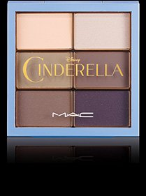 MAC Limited Edition Cinderella Collection Eye Shadow Palette - Stroke of Midnight by M.A.C