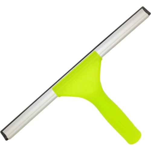(Total-Reach 961820C Window Squeegee - Plastic handle - with Connect and Clean Locking System 12)