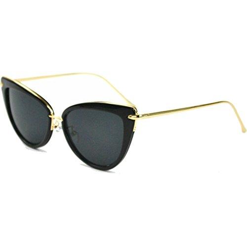 MINCL-BLACKclear-cat-eye-sunglasses-Rockabilly-Sunglasses-Kitty-Punk-Rock