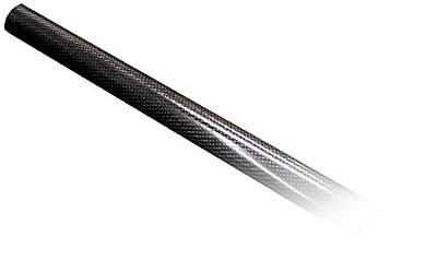"""Quarter-Max Carbon Fiber Tube Protectors - 1-1/2"""" Size"""
