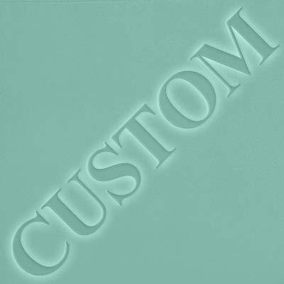 [Personalized Initials Embossing]McKleinUSA LA Grange Mint 15.6'' Leather Vertical Detachable, Wheeled Ladies' Briefcase (96492)