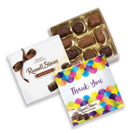 Russell Stover Thank You! Assorted Chocolates, 5.5 oz. Box