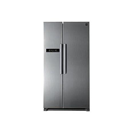 Daewoo frn-x22b3csi frigorífico americano 577L clase: A + Plata ...