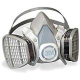 3M Company 3M 5201 Half Facepiece Disposable Respirator Assembly - Organic Vapor, Medium, 15.34 Fluid_Ounces