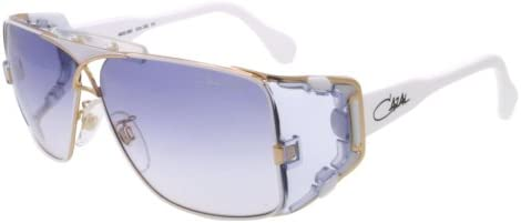 Amazon.com: Cazal anteojos de sol CZ 955 Blanco 332 cz955 ...