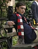 CHUCK BASS SCARF from GOSSIP GIRL - ED WESTWICK BLAIR WALDORF TAYLOR MOMSEN