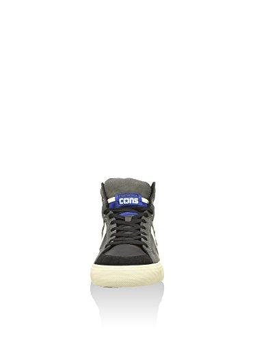Converse Pro Blaze Hi Leather/Suede - Para Hombre Negro