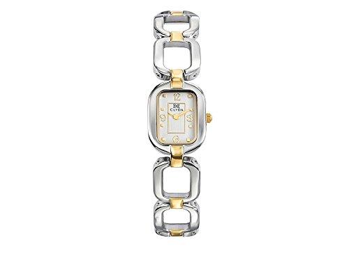 Clyda - cld0495bbpz - Reloj Mujer Acero Bicolor eslabones ...