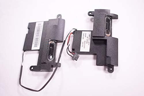 FMS Compatible with 635313-001 Replacement for Hp Speaker Kit Left /& Right DM1-3000AU I3567-3276BLK 15 3000