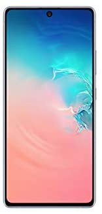 Samsung Galaxy S10 Lite G770F 128GB Dual SIM GSM Unlocked Phone (International Variant/US Compatible LTE) - Prism White
