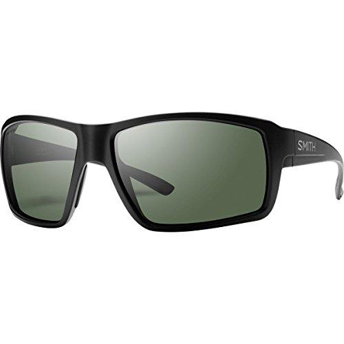 Smith Optics Men's Colson Chroma Pop Polarized Sunglasses (Gray Green Lens), Matte (Polarized Gray Green)