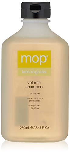 (MOP Lemongrass Volume Shampoo, Citrus, 8.45 Fl Oz)