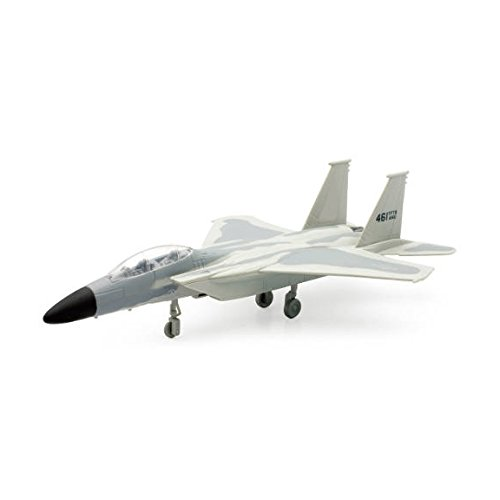- NewRay Toys - Beginner Airplane Model Kits for Adults or Kids - Jets and Fighters - Plastic F15 Model Kit