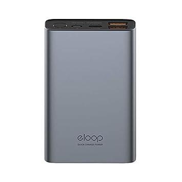 ELOOP City E36 - Cargador portátil para iPhone, iPad, iPod ...