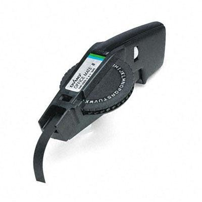 Dymo Office-Mate II Tapewriter for 3/8'' and 1/2'' Tapes, Plastic (DYM154000)