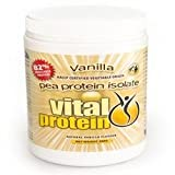 Vital Greens 500 g Vanilla Protein Powder by Vital Greens