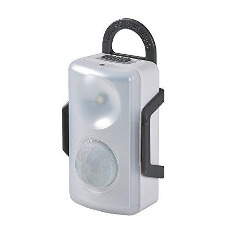 Cheap Guxen Portable Infrared Motion Sensor Light, Cordless Battery Powered Anywhere Placed LED Night Lightening, Outdoor Emergency Lamp (White)