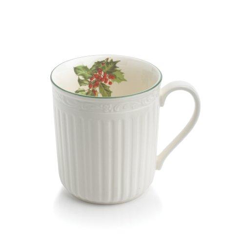 - Mikasa Italian Countryside Holly 11.5-Ounce Mug