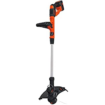 BLACK+DECKER LST140C 40V Max Lithium String Trimmer