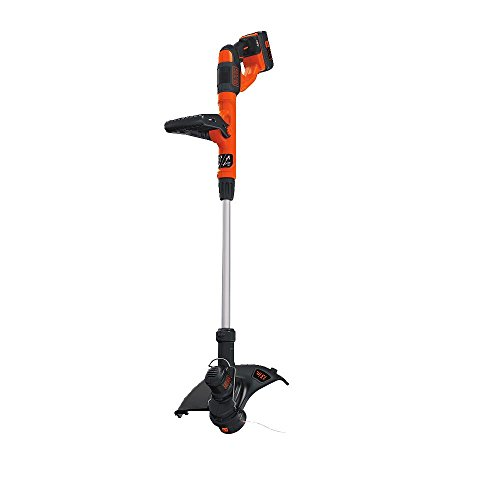 BLACK+DECKER 40V MAX String Trimmer / Edger, 13-Inch (LST140C) (The Best String Trimmer)