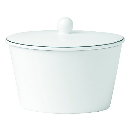 Royal Doulton Signature Platinum Covered Sugar Bowl, 3.5