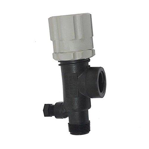 TeeJet 23120-3/4-PP Pressure Relief Valve polypropylene