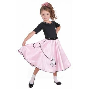 Forum Novelties Pretty Poodle Princess Costume, Child's (Kids 50s Outfits)