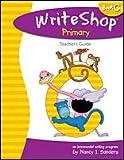 WriteShop Primary Book C Teachers Edition (WriteShop Primary)