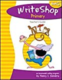 WriteShop Primary Book C Teachers Edition (WriteShop Primary)