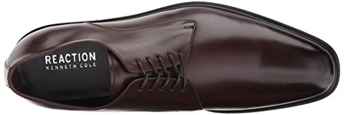 Kenneth Cole Reazione Mens Design 20191 Oxford Testa Di Moro