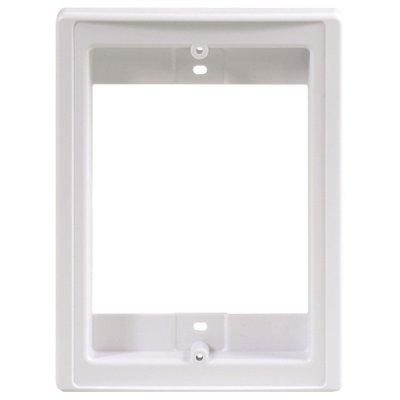 M&S Systems Dmcfd Retrofit Frame & Finish Out For Door Speaker Retrofit Frame
