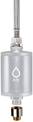 Alb Filter Anschluss-Set 20 cm für Trinkwasser-Filter Unterspüle. Qualität Made in Germany