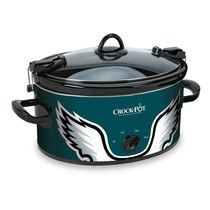 Official NFL Crock-pot Cook & Carry 6 Quart Slow Cooker - Philadelphia - At New Orleans Shopping