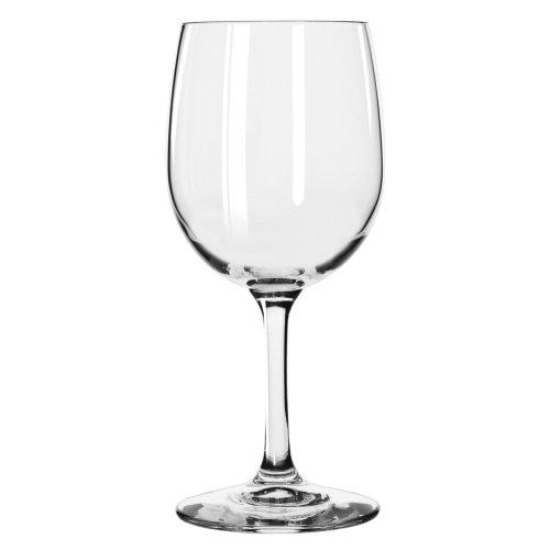 Libbey Bristol Valley Sheer Rim 13 oz White Wine Glass