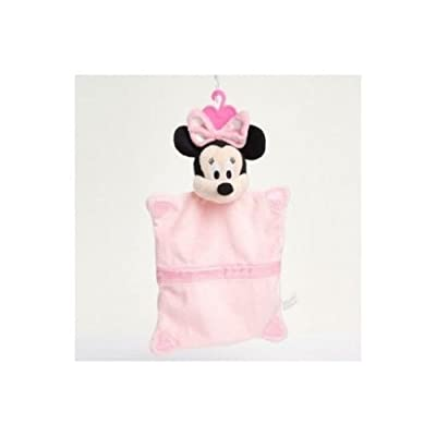 MINNIE MOUSE ~ Take Me Along Snuggle Blanket : Baby Touch And Feel Toys : Baby
