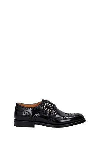 Laced shoes Church's Women - (DO0009BLACK) UK Black free shipping newest HMxZBS