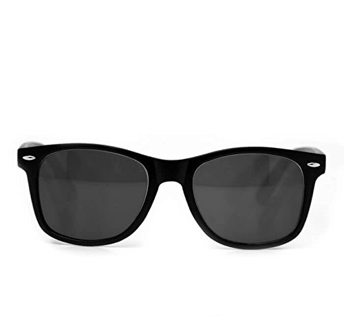 GloFX Ultimate Diffraction Glasses – Matte Black Tinted