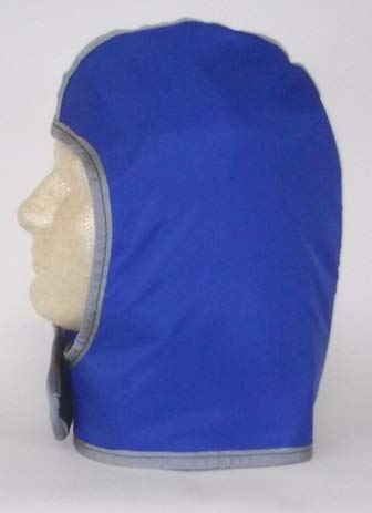 Head Radiation, HT503.5-M-02 Hoodie Hat (Navy Blue)