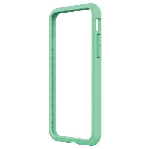RhinoShield Estuche Parachoques para iPhone 8 Plus/iPhone 7 Plus [CrashGuard] | Cubierta Protectora de diseño Delgado con amortiguación [Protección de caída ...